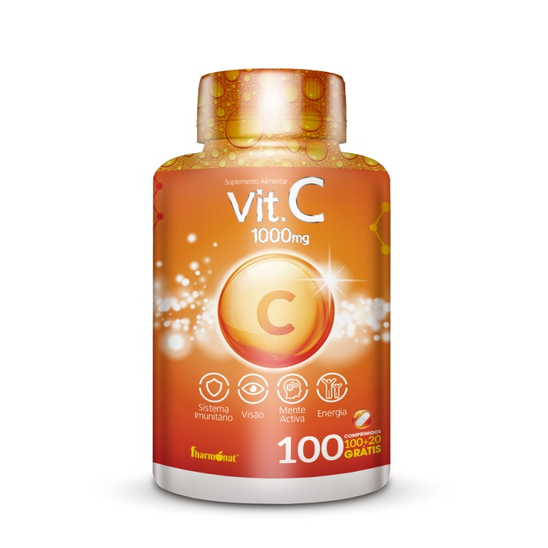 Vitamina C Fharmonat 120...