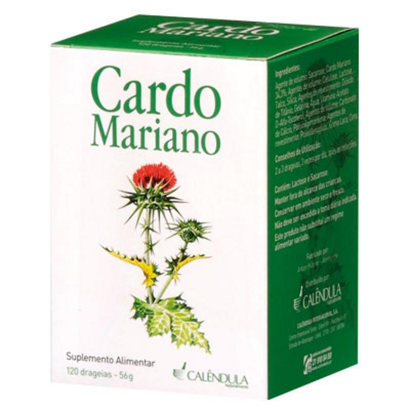 Cardo Mariano - Calêndula -...