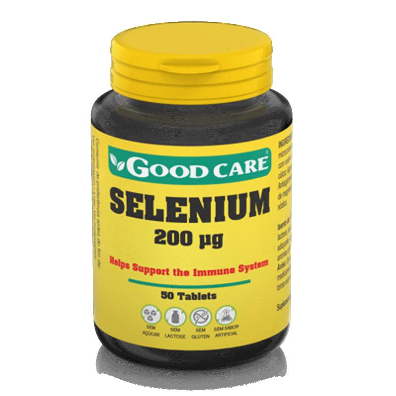 Selenium 200ug Good Care 50...
