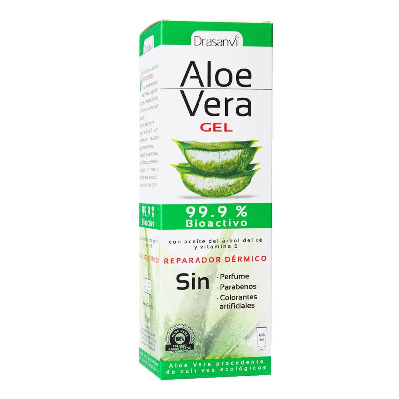Gel de Aloe Vera Bio 200ml
