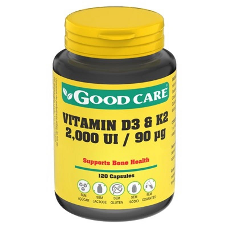 Vitamina D3 e K2,...
