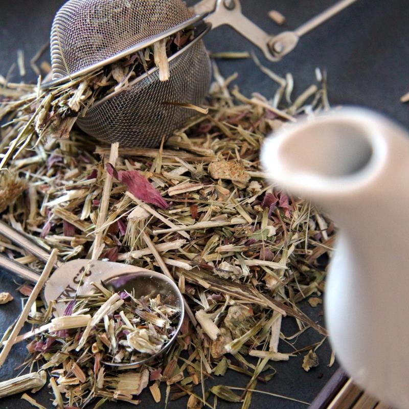 Equinácea chá bio a granel