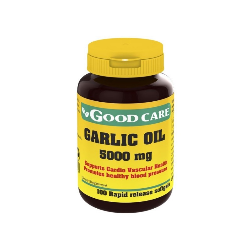 Garlic Oil 5000mg Good Care...
