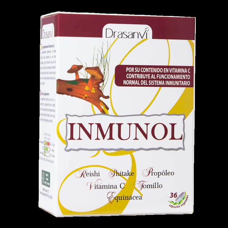 Inmunol Dransavi 20 Ampolas