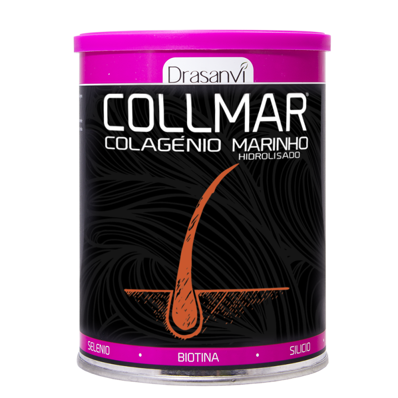 Collmar Cabelo - Colagénio Marinho Hidrolisado