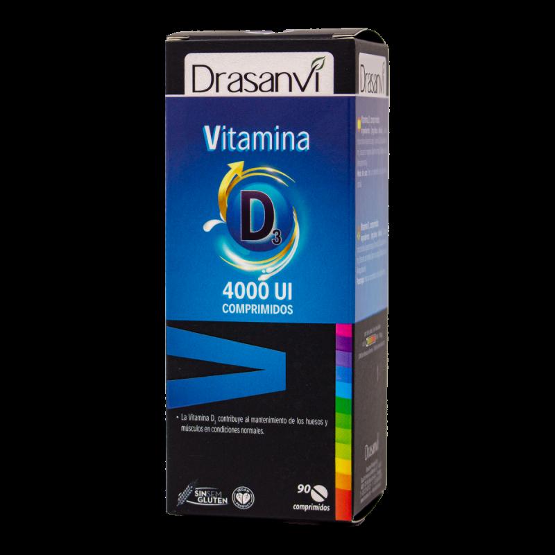 Vitamina D3 4000 UI...