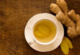 Chá de Gengibre provoca tensão arterial alta?
